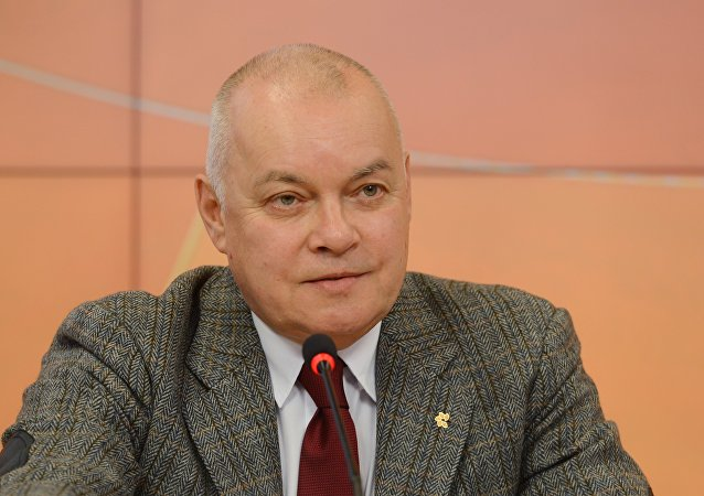 """""""今日俄罗斯""""总经理呼吁乌当局立即释放乌克兰俄新社新闻网记者"""