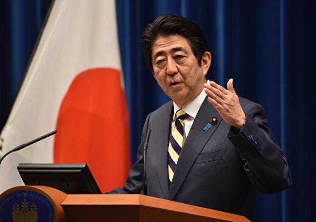 日本政府等待國會批准首相訪俄計劃