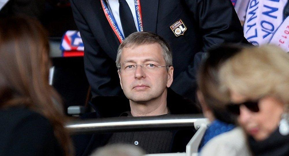 俄億萬富翁雷博洛夫列夫