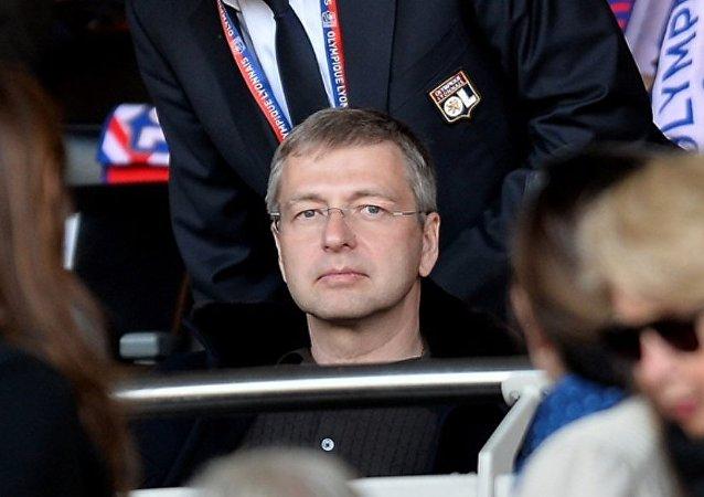 俄亿万富翁雷博洛夫列夫