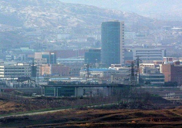 韓國證實不計劃關閉開城工業園區