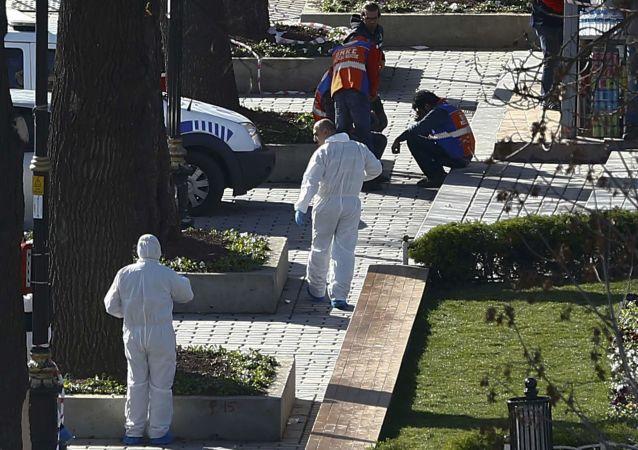 伊斯坦布爾恐怖襲擊的10名死者中有9人是德國公民