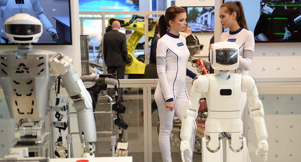 俄企将向美国供应近3000台全自主服务机器人
