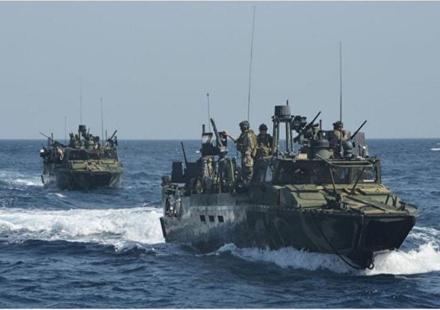 伊朗當局:從美軍水兵設備中截獲了信息