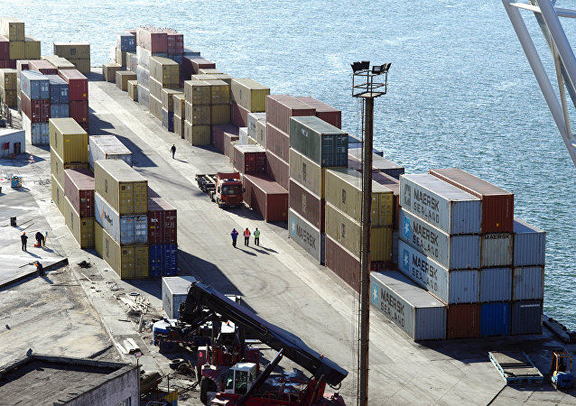 俄瓦尼諾港第一至第三季度貨運量漲幅29%達520萬噸