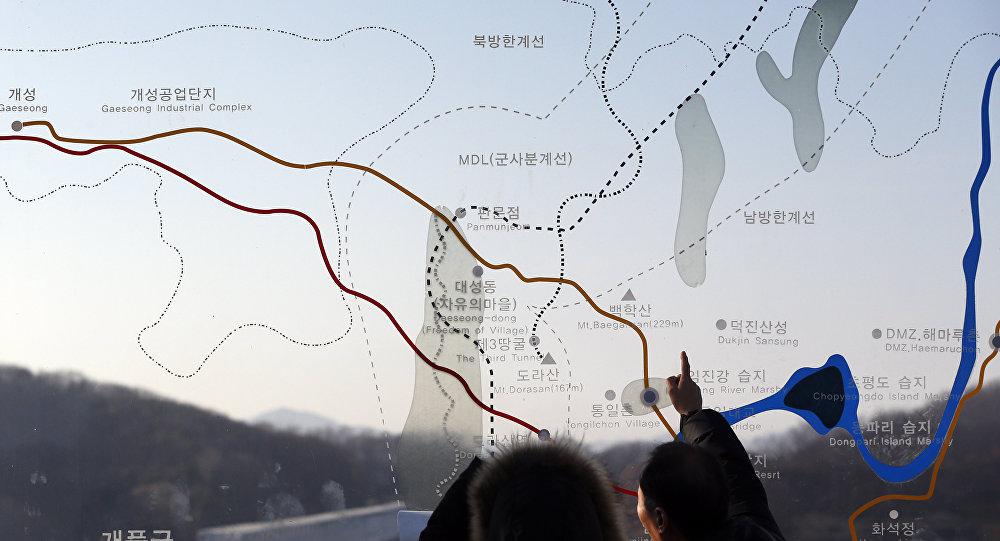 中方正在深入研究從法律上結束朝鮮半島戰爭狀態