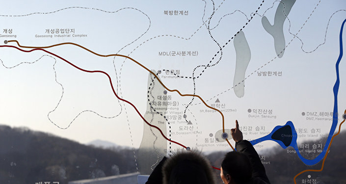 俄议员:俄方愿协助推动朝韩对话