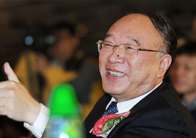媒體:重慶市長黃奇帆有望接任國務院秘書長