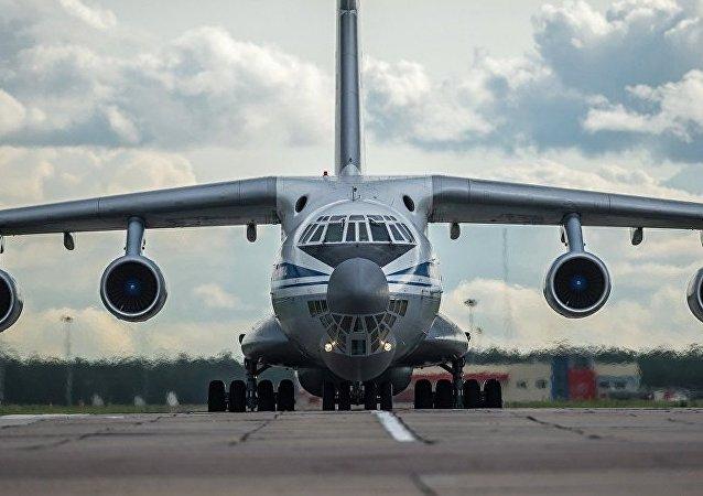 八架伊尔-76飞机被交付给亚洲国家