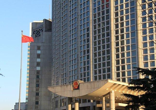 中國外交部:朝鮮暫停核導活動美韓暫停軍演有助於積累互信
