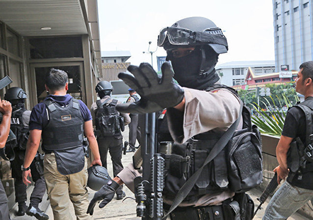 印尼警方禁止总统就职前在雅加达举行集会