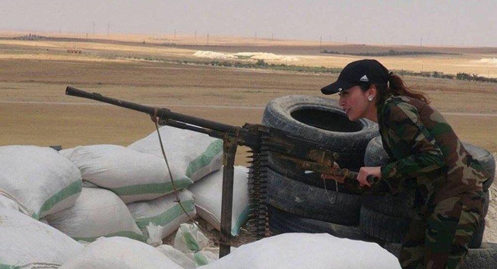 叙利亚民主力量:土军的炮击阻止不了我们,我们将继续与恐怖分子作战