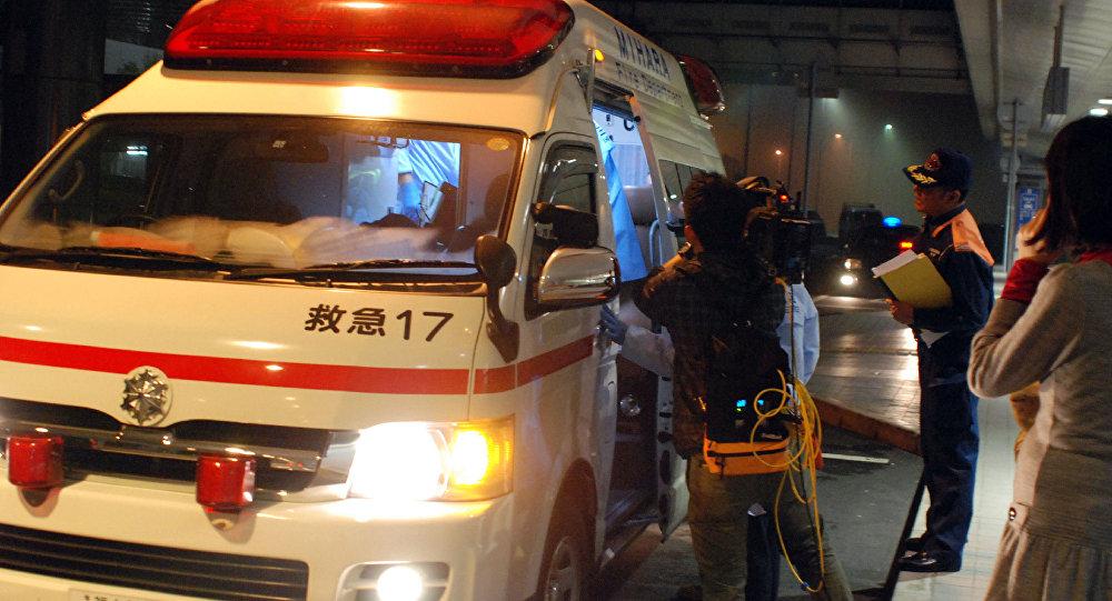 日本急救車(資料圖片)