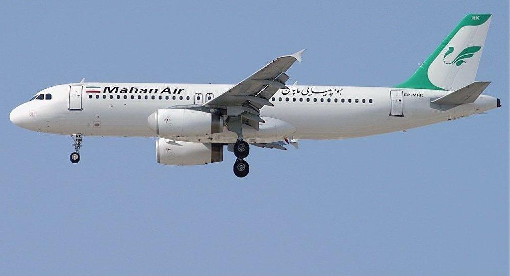 Mahan Air (Airbus A320-200)