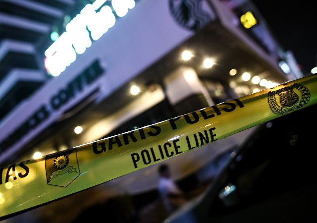 警方:雅加达恐怖袭击致7死26伤