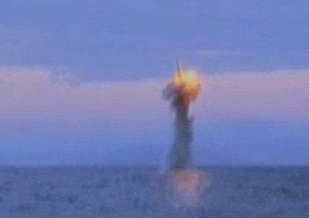 海基弹道导弹