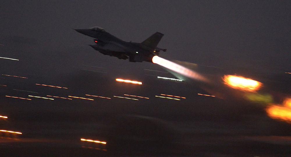媒体:美军轰炸叙政府军目标是有意识的挑衅