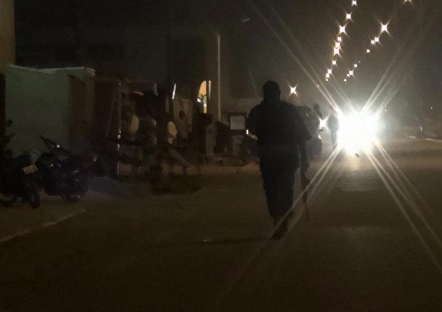 布基纳法索安全部队 (资料图片)