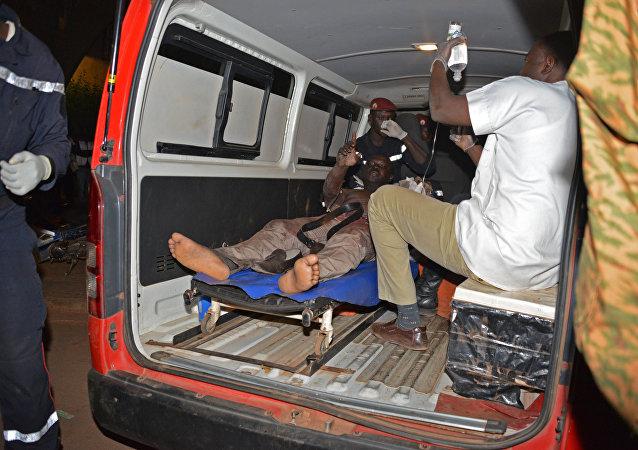 媒體:18國公民在布基納法索首都襲擊事件中喪生