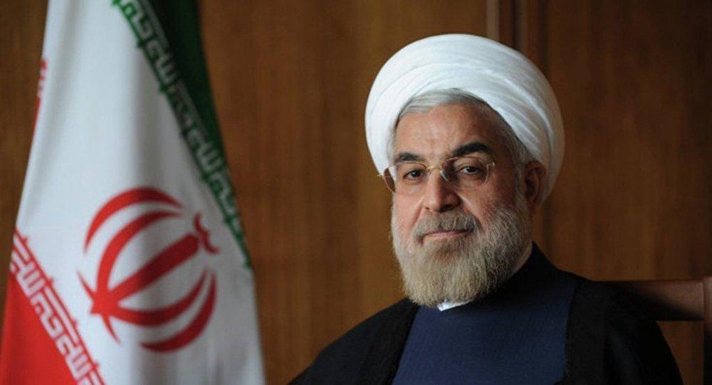 """伊朗总统:特朗普""""别玩火"""""""