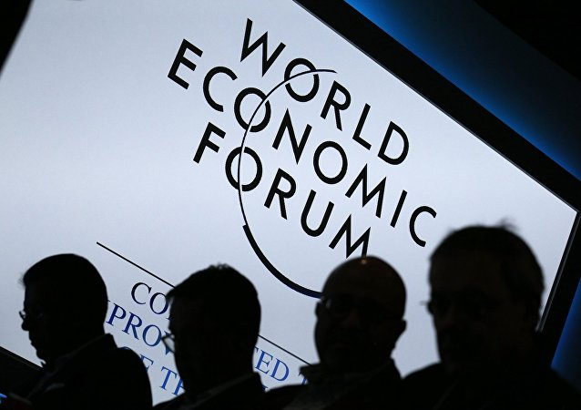 俄商人有权自行决定是否参加达沃斯论坛