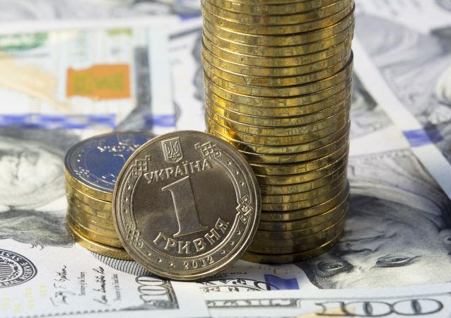 美元与乌克兰格里夫纳