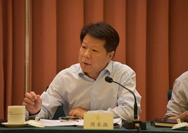 上海原副市长艾宝俊和民航局原副局长周来振被开除党籍