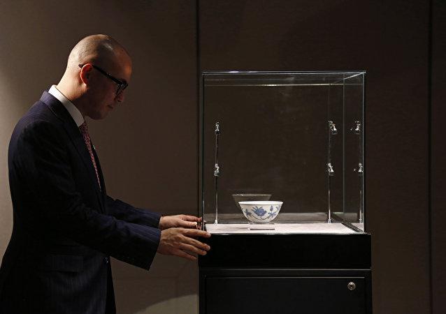 最好中國瓷器」藏品將拍賣 估價2800萬美元