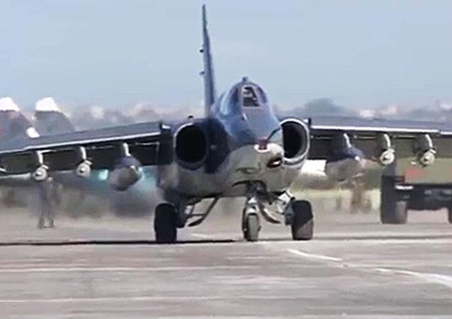 俄空天军驻叙基地每年开支约33.5万美元