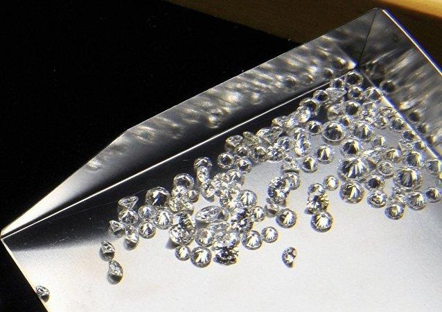 以色列钻石交易所将发行基于钻石的加密货币