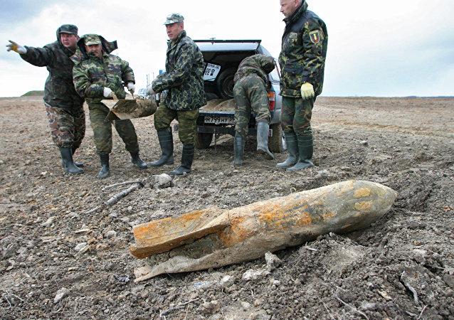 俄武装力量将出现应用隐形技术的布雷分队