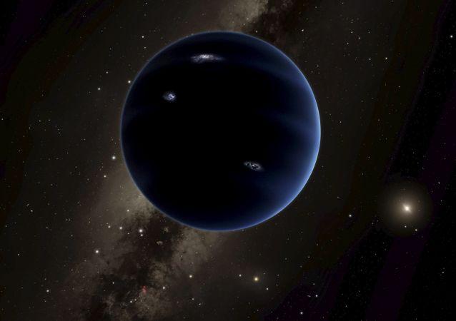 在太阳系发现一颗新行星