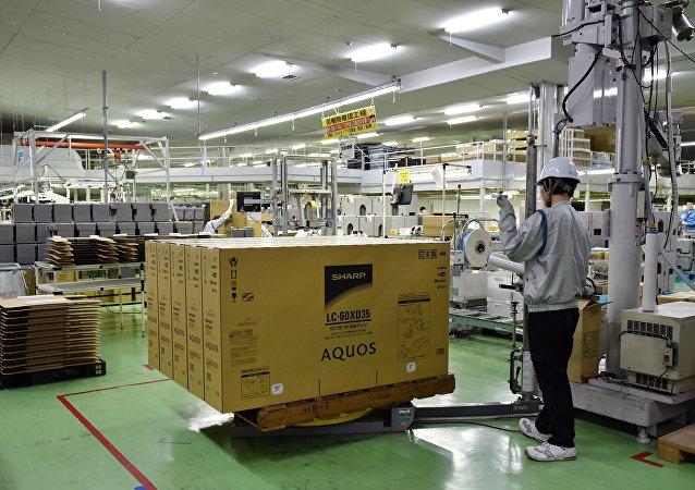日本夏普公司