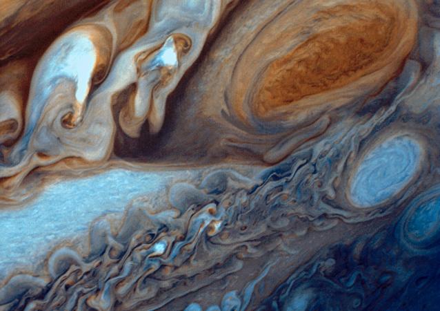 木星的大气