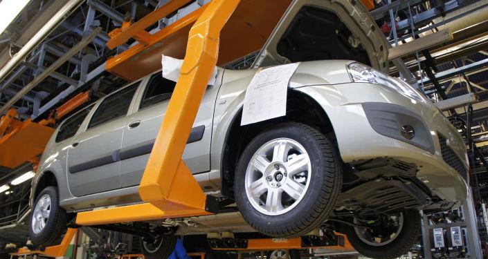 AvtoVAZ 7月在俄销售增长22% 达到2.65万辆