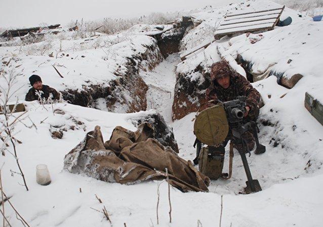 盧甘斯克人民共和國偵察機關:烏克蘭向頓巴斯調派波蘭僱員