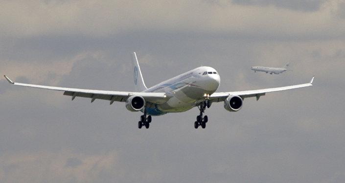 外媒:伊朗訂購空客飛機協議將於下周簽署