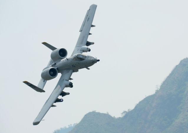《國家利益》:美國A-10疣豬攻擊機不適合與俄中作戰