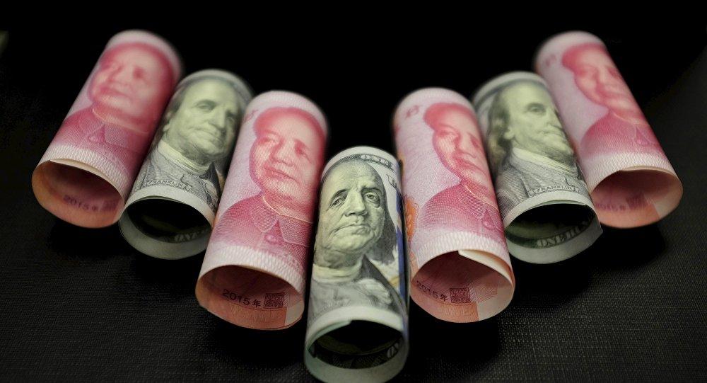 美国已开始在与中国的经济竞争中败下阵来