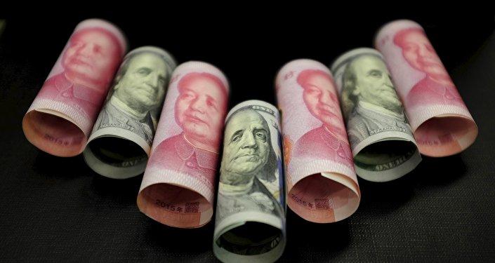 美國已開始在與中國的經濟競爭中敗下陣來