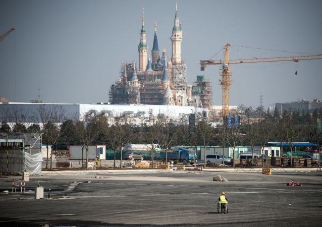 上海迪斯尼乐园