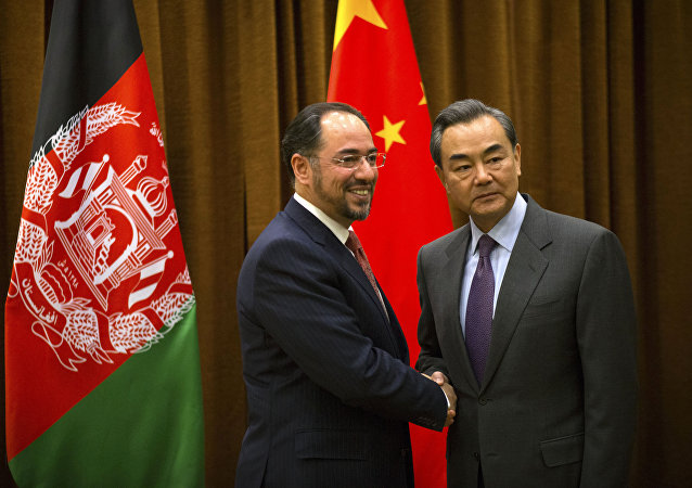 阿富汗外长:中阿双方探讨连接中国与伊朗的铁路项目