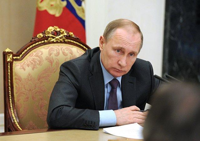 普京:俄戰勝腐敗未必是一朝一夕的事情但不能止步