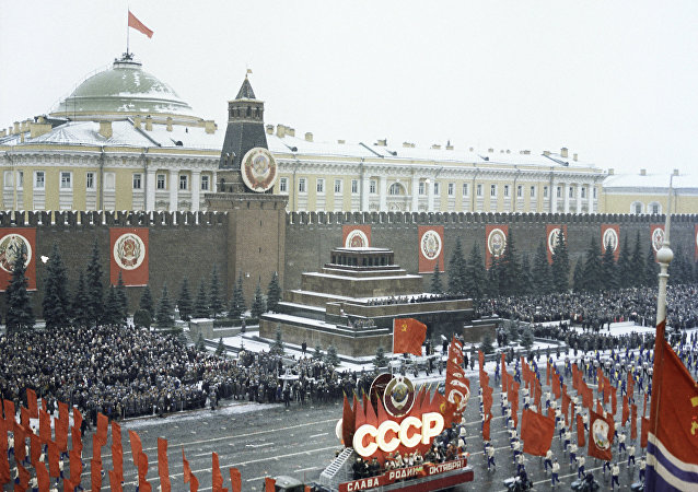 民調:大部分俄羅斯人對蘇聯解體感到惋惜