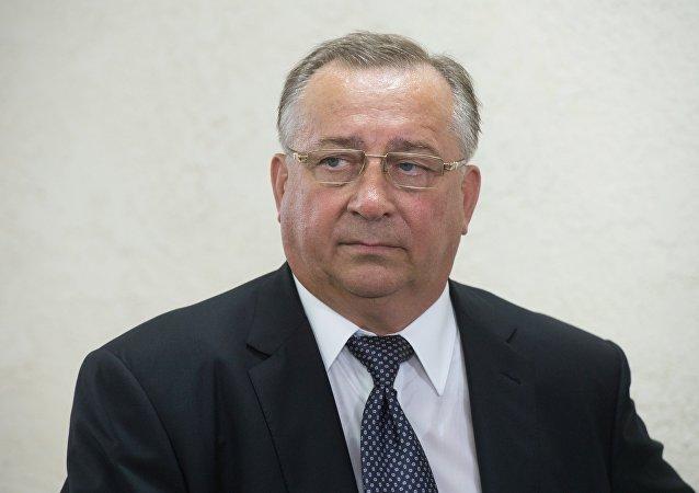 俄石油管道運輸公司總裁尼古拉·托卡列夫