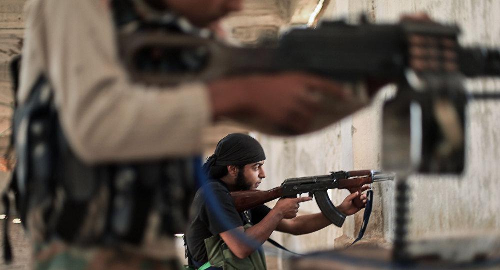 土耳其开始在叙阿夫林打击脱离叙利亚自由军的武装分子