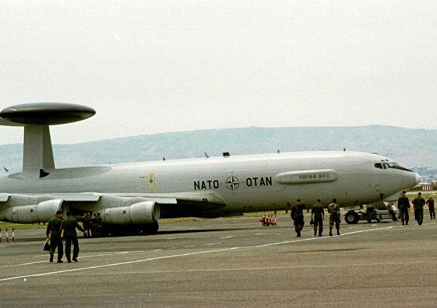 北約將派AWACS系統偵察機監視敘利亞和伊拉克局勢