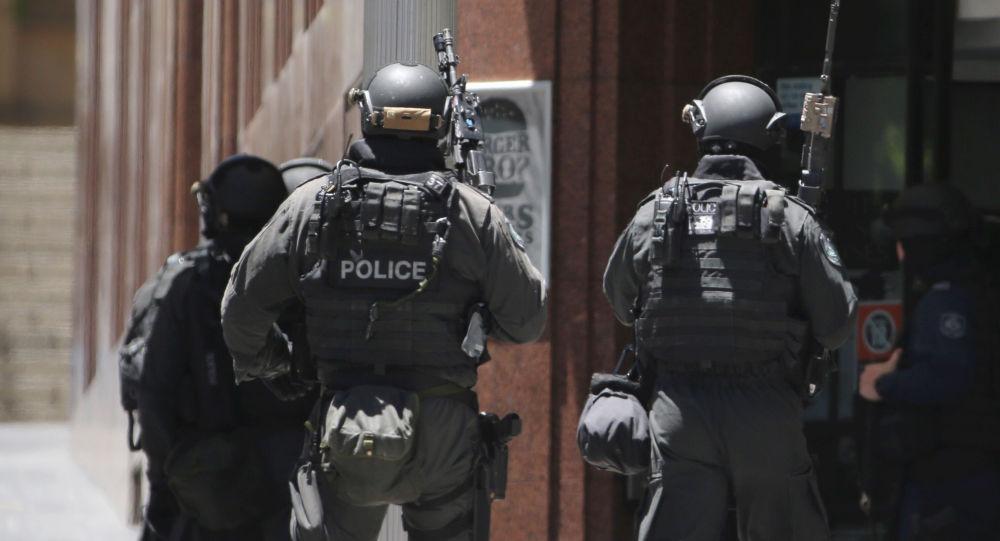 澳大利亚武装警察