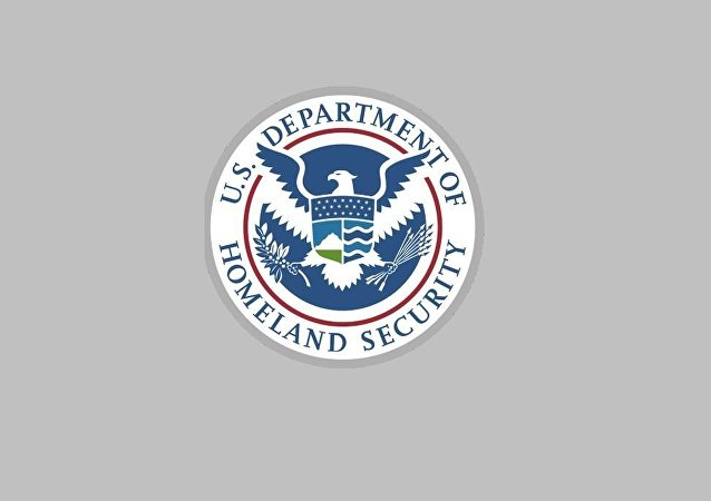 美国国土安全部徽章