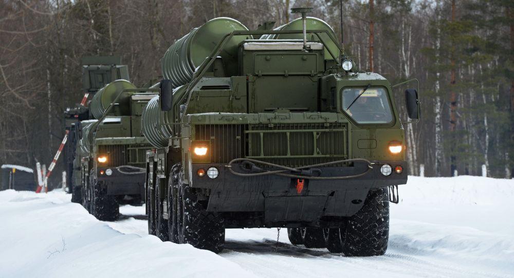 俄空天军总司令:俄空天军2018年将接装3个新S-400团